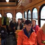 Trolley Tour Picture
